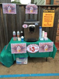 Ice Cream Machine Hire $250 for the day Sydney Region Preview