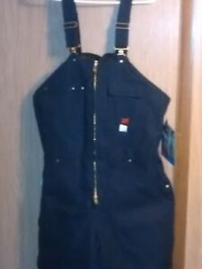 Winter Is coming TOUGH DUCK Overalls for sale