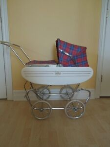 1950's Gendron Doll Carriage