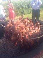 Mervs pitchfork fondue catering