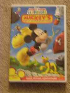 7 Mickey Mouse Clubhouse + 1 Jake & the Neverland Pirates dvds Peterborough Peterborough Area image 8