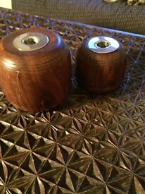 Conran candle holders