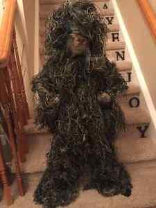 Camoflauge Ghillie suit - Youth
