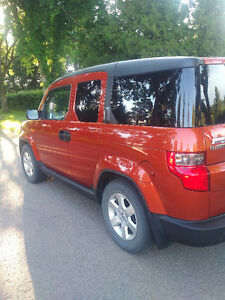 2009 Honda Element EX SUV, Crossover