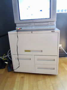 'Global Business' File Taxi (Filing Cabinet, Drawers on Wheels)