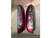 Vauxhall Corsa C Tail Lights