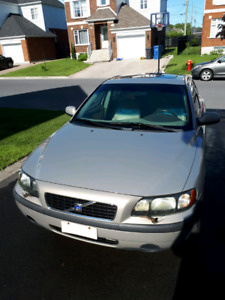 Volvo S60 AWD fully loaded