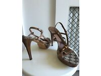 Gucci heels size uk 6