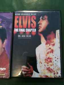 elvis 4 dvds  gift for a excellent price Kitchener / Waterloo Kitchener Area image 2