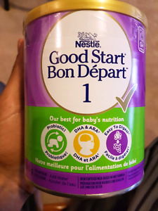 Nestle Good Start 1 - baby formula powder + Ready to feed