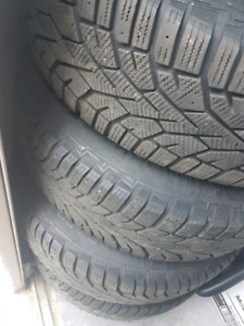 NEGO Winter tires pneu d'hiver (nord frost gislaved 100)
