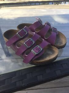 Girls Birkenstocks
