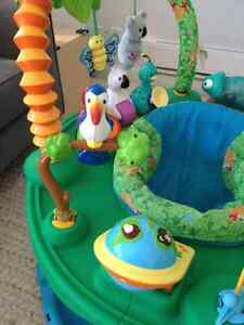 Baby-Exersaucer-Jungle theme Downtown-West End Greater Vancouver Area image 2