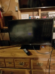 "32"" Rca tv with 2 hdmi ports"