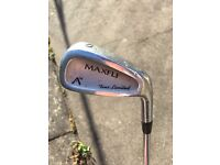 Maxfli Tour limited irons 3-SW...regular steel shafts