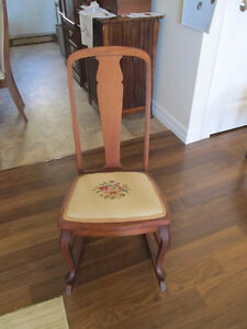 Antique Rocker