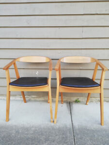 2 x Dining Chair -  Stockholm IKEA