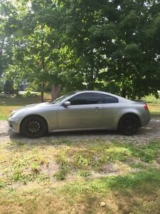 Clean 2006 Infiniti G35 Coupe