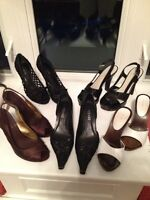 Shoes Souliers BCBG, Nine West , Aldo 10$