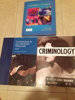Text books PSI program Mohawk College