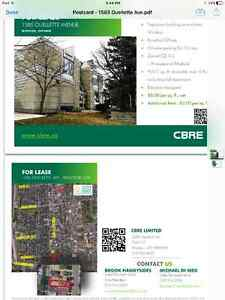 Commercial Office Space Available for Lease