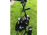 Motocaddy s1 (2 x 18 hole batteries)