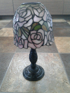 Lampe style Tiffany Partylite