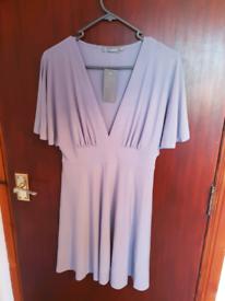 Grey Dress Size 10 - New