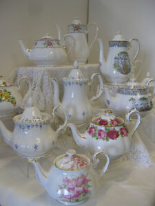 Royal Albert China  -- FROM PAST TIMES Antiques - 1178 Albert St