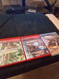 Uncharted Collection Ps3