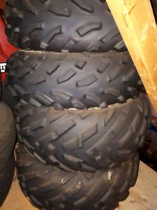 Atv tires and rims