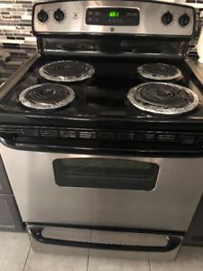 GE used stove