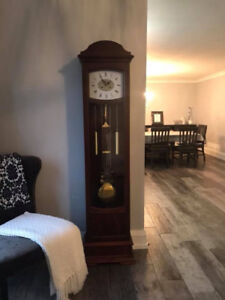 Grandfather Clock Excellent Condition