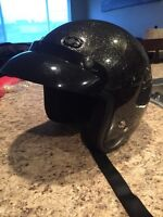 Woman XS motorcycle helmet