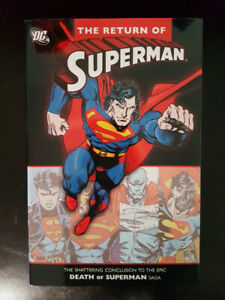 Superman Graphic Novels $80 Value For $30
