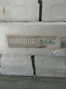 Marble tile