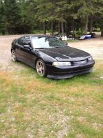 95 Honda prelude looking to trade for 125 2 stroke