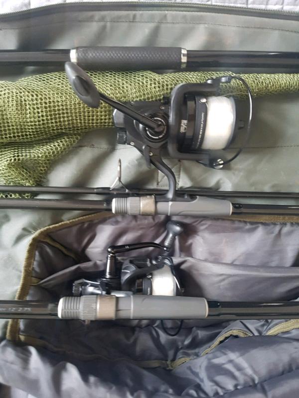 Carp fishing setup | in Stoke-on-Trent, Staffordshire ...