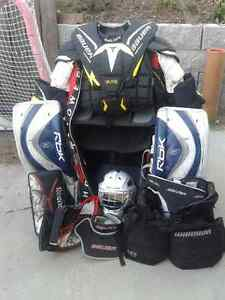 Youth Goalie Gear - Excellent Condition