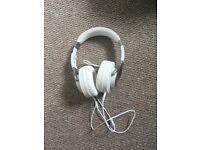 Brand new Motorola headphones white
