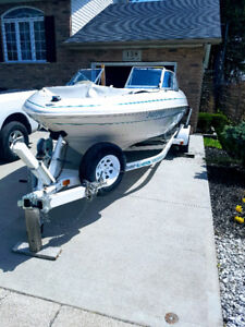 Glastron SSV 195 ski/ fishing boat