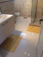 Finition de salle de bain Rive Sud