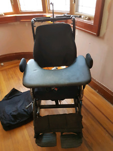 Tilted wheelchair for sale