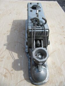 Hydraulic Trailer Hitch