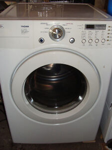Whirlpool Front Load Washer and LG dryer