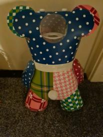 Teddy bear lampshade