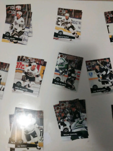 Los Angeles Kings Hockey card