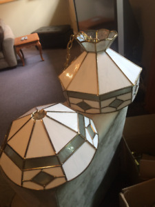 Tiffany light fixtures