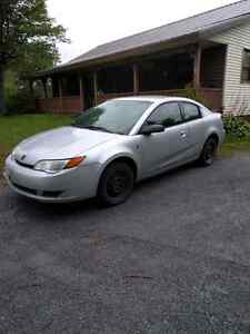 Looking to for 2004-06 saturn ion 2 door for parts car