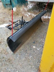 "REDUCED 84"" SnowBear Plow"